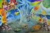pop surrealism waterscape