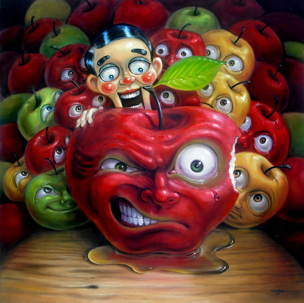 Stephen Gibb - one bad apple